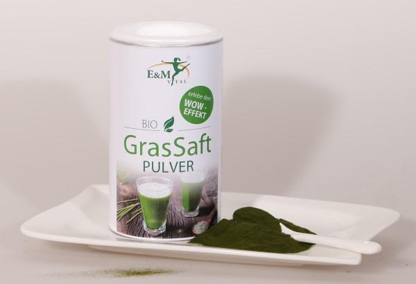 Gerstengras GrasSaft - Pulver