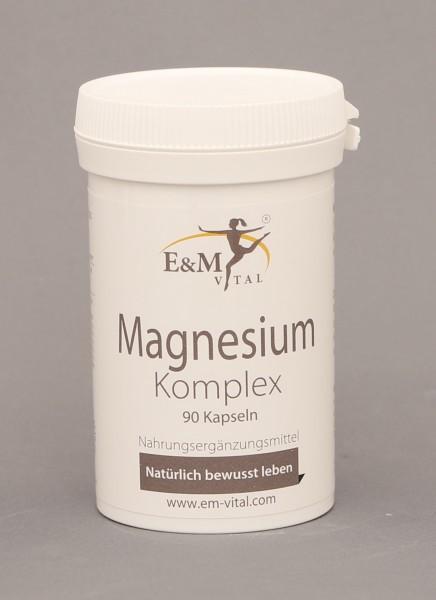 Magnesium Komplex Kapseln