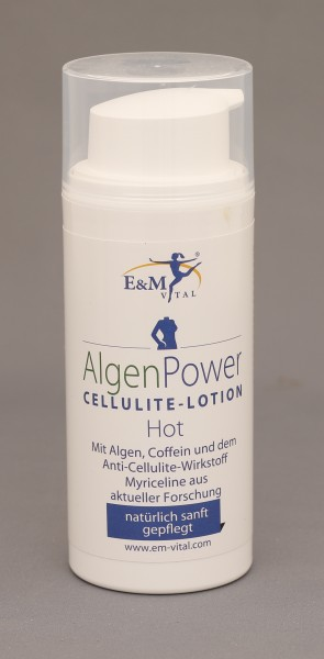 E&M Power Cellulite Lotion Hot